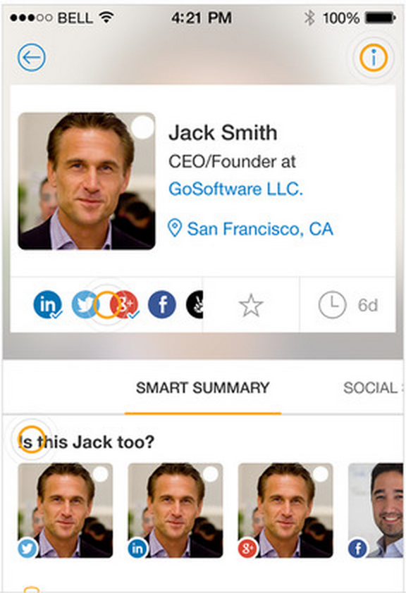 44 First Class Mobile Apps for Marketers: Part I